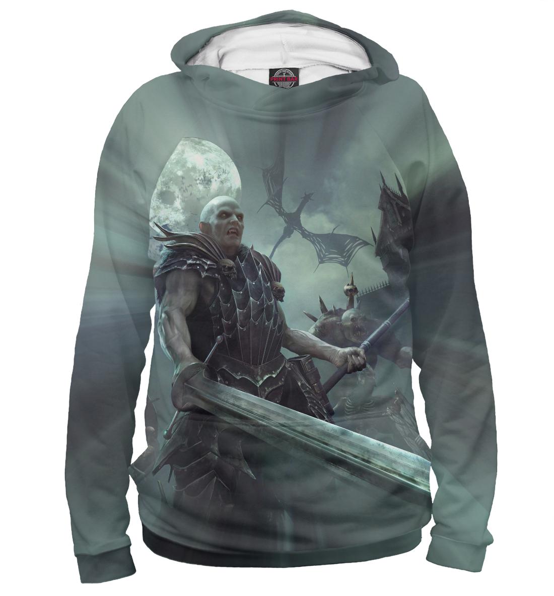Купить Warhammer. Вампир, Printbar, Худи, WHR-417575-hud-1