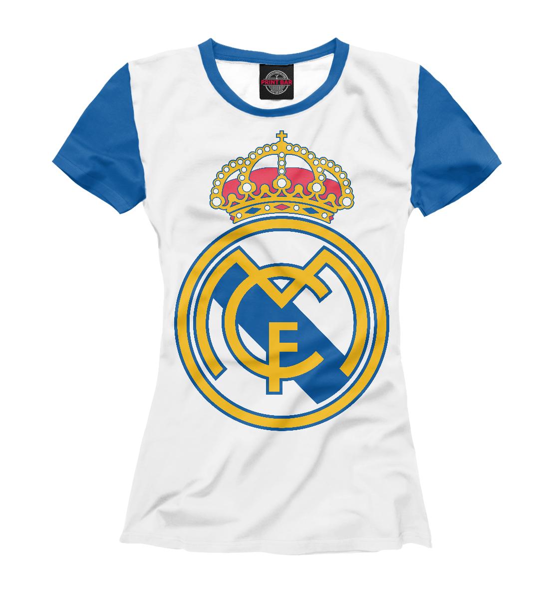 Купить Реал Мадрид, Printbar, Футболки, REA-630152-fut-1
