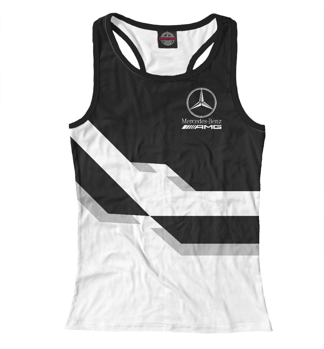 Купить Mersedes-Benz AMG, Printbar, Майки борцовки, MER-946264-mayb-1