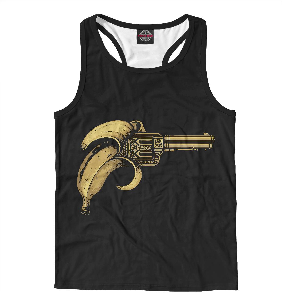 Купить Банановый пистолет, Printbar, Майки борцовки, MIN-558836-mayb-2