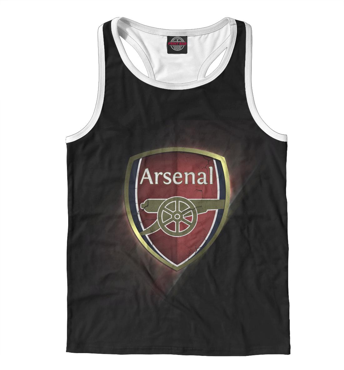 Купить FC Arsenal, Printbar, Майки борцовки, ARS-190387-mayb-2