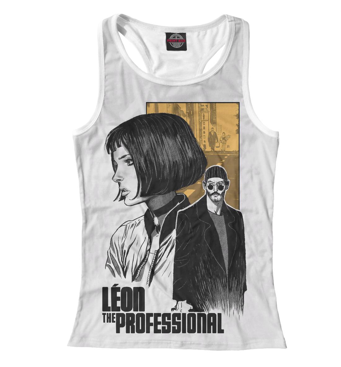 Купить Leon the Professional, Printbar, Майки борцовки, CLF-206457-mayb-1