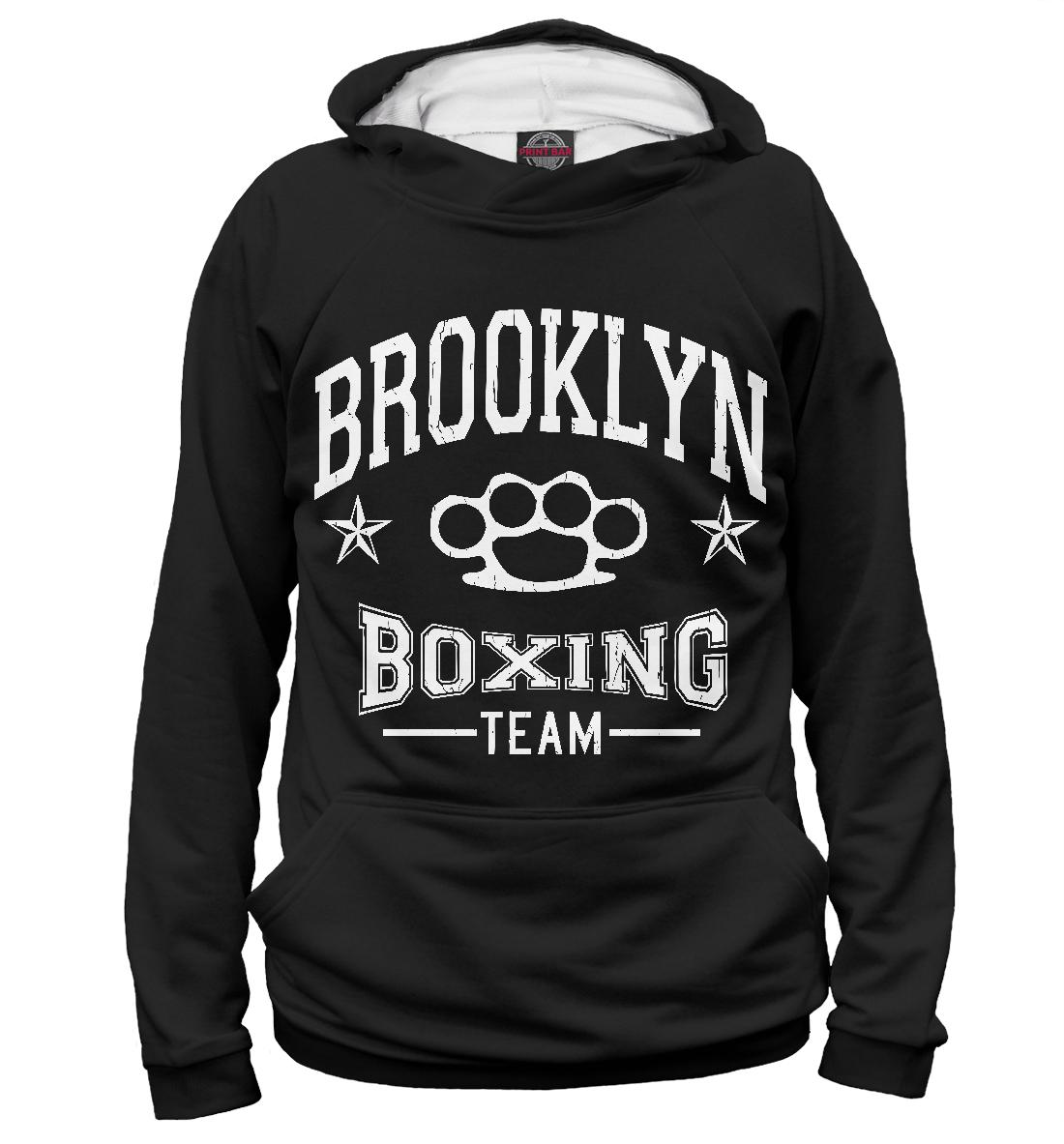 Купить Brooklyn Boxing Team, Printbar, Худи, EDI-519163-hud-2