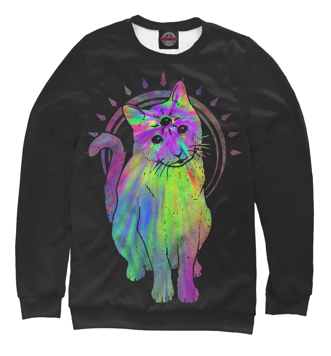 Фото - Кот Психоделический психоделический кот