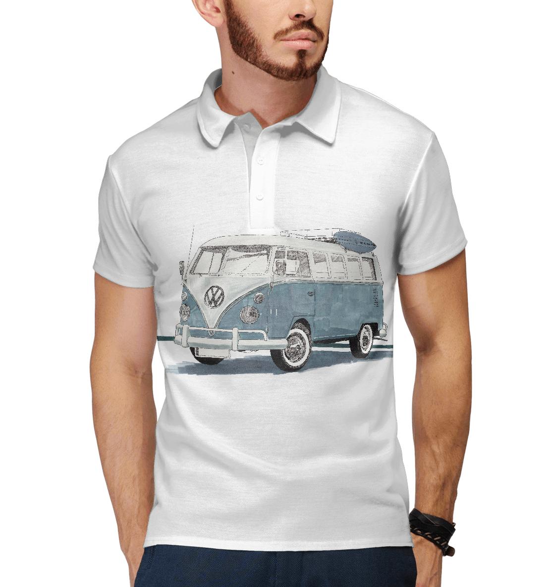 Купить VW T1, Printbar, Поло, VWG-339027-pol-2