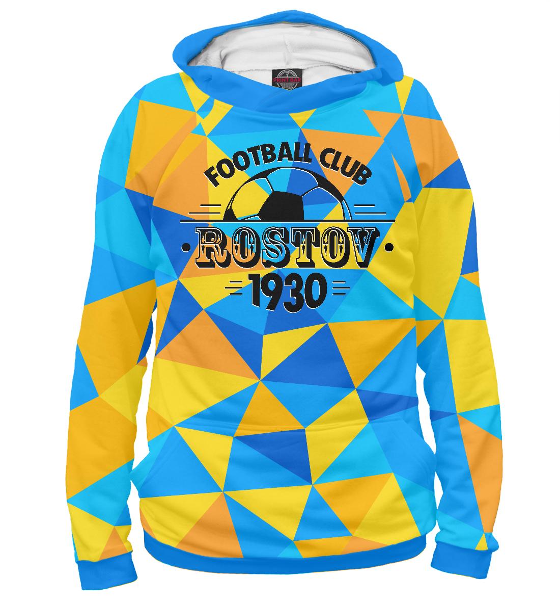 Купить FC Rostov, Printbar, Худи, RST-782314-hud-2