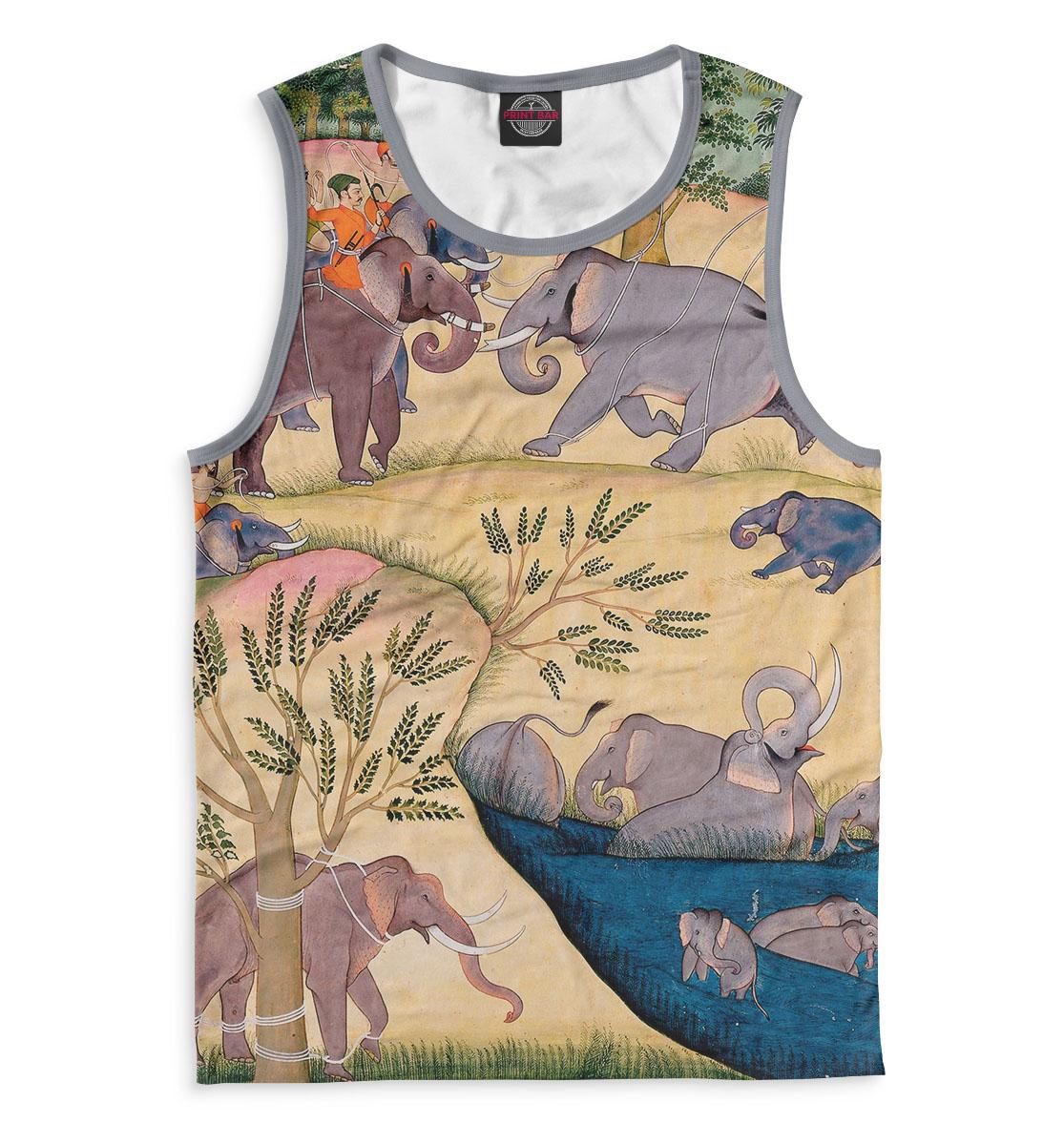 Купить Слоны, Printbar, Майки, SLO-353659-may-2