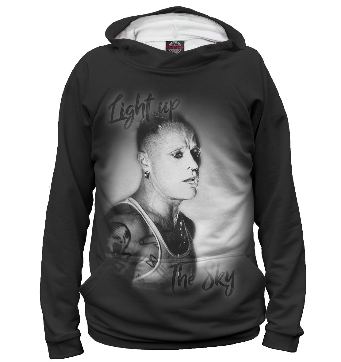 Keith Flint — Light Up the Sky martin macmillan together they hold up the sky