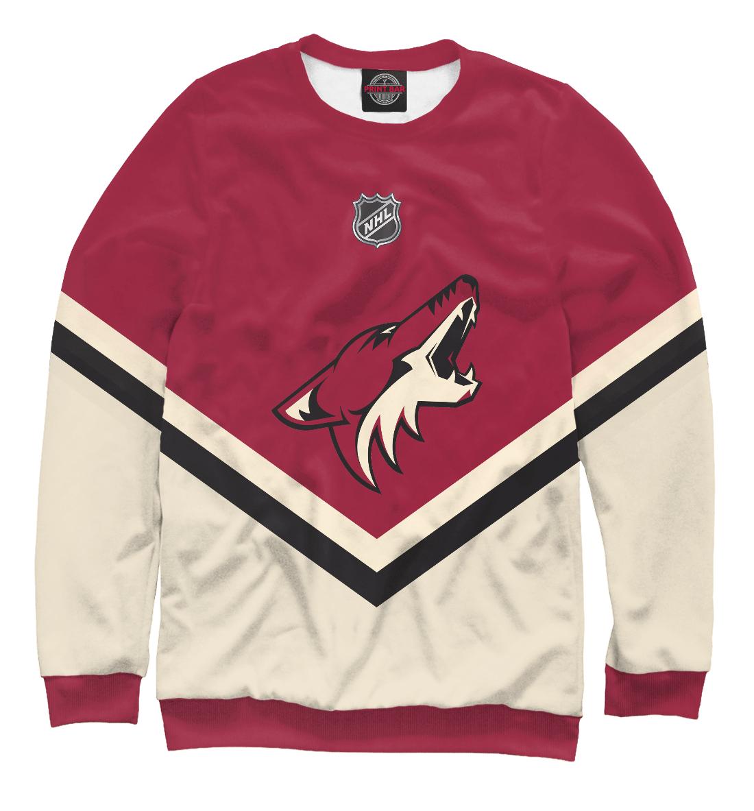 Arizona Coyotes футболка wearcraft premium printio arizona coyotes