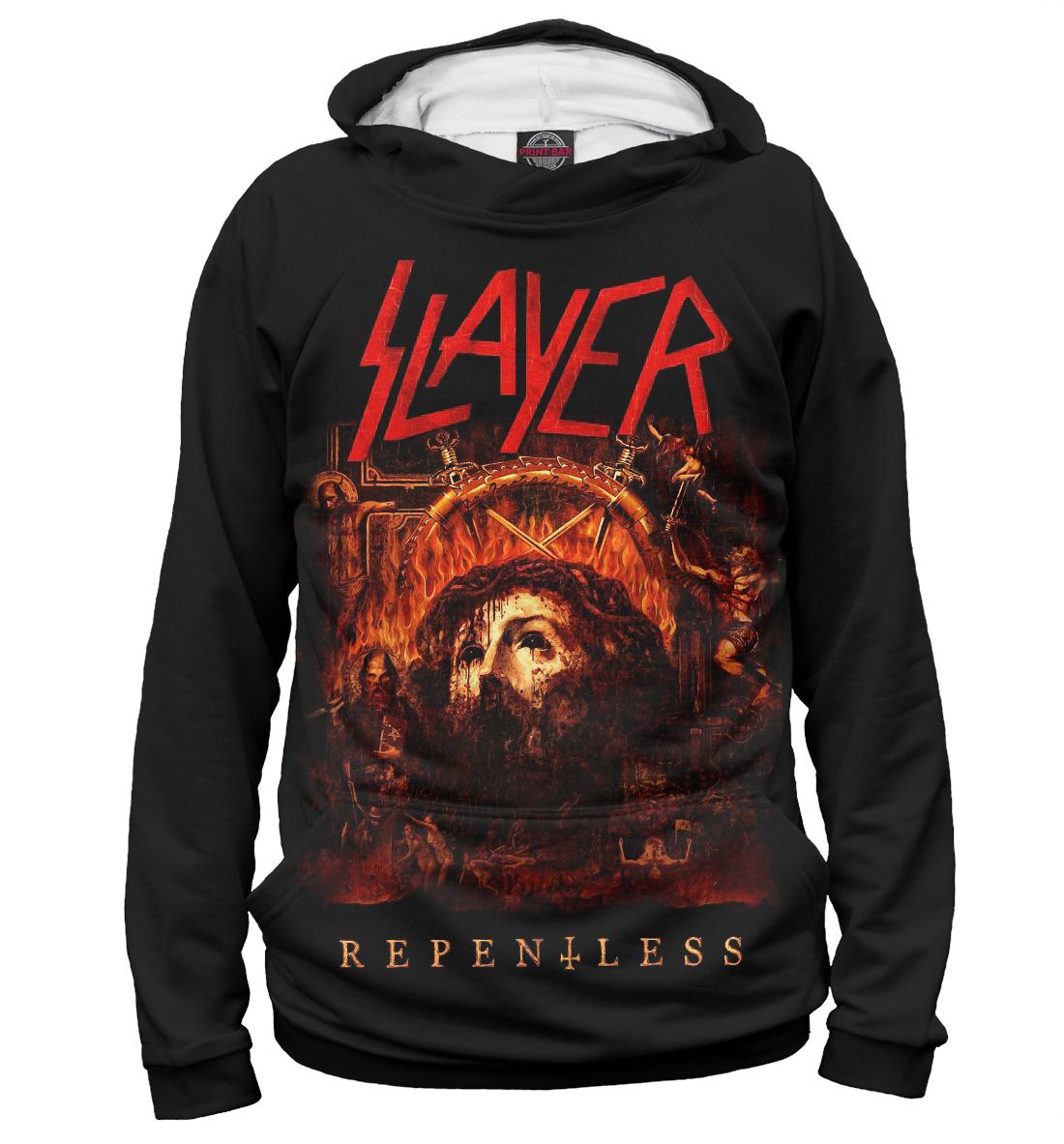 Купить Slayer Repentless, Printbar, Худи, SLR-806518-hud-2