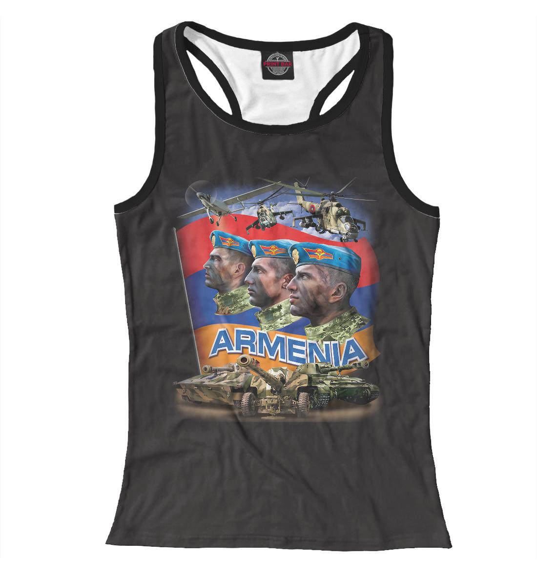 Купить ВДВ Армении., Printbar, Майки борцовки, VDV-611162-mayb-1