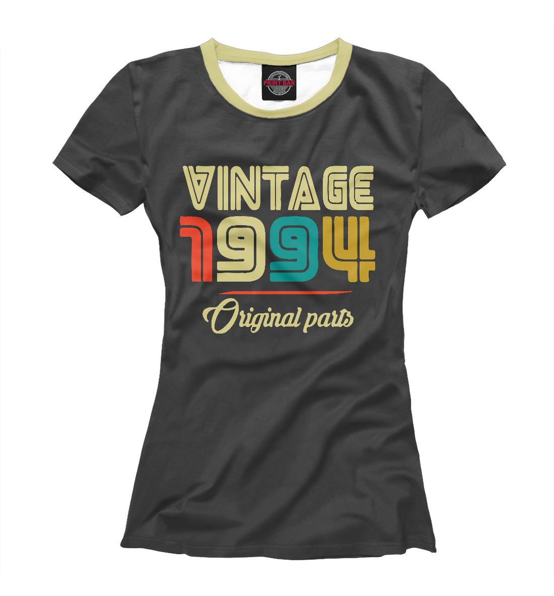 Купить Vintage 1994 Original, Printbar, Футболки, DDC-534256-fut-1