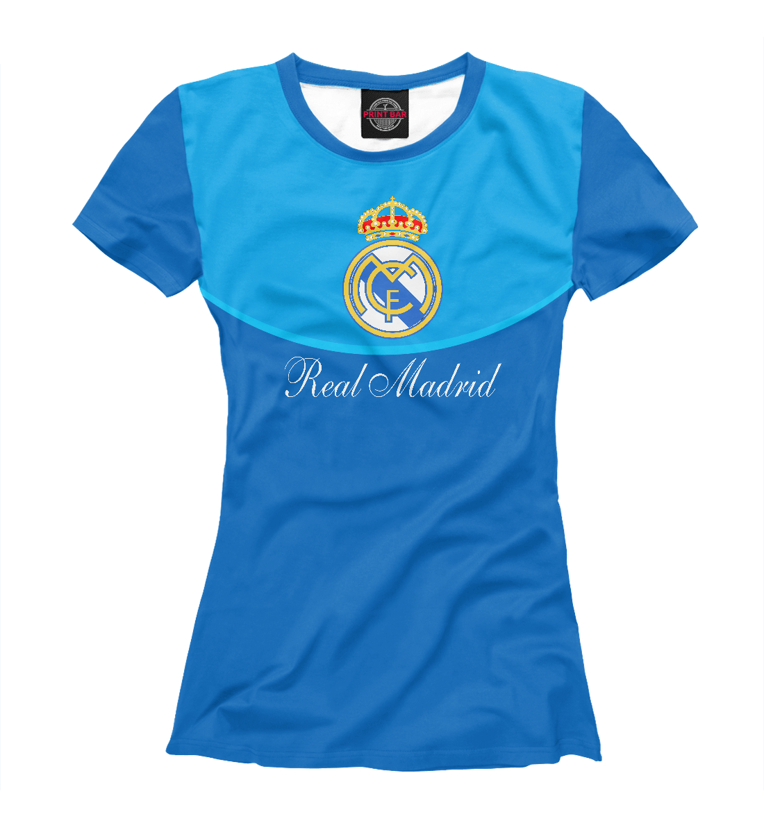 Купить Real Madrid, Printbar, Футболки, REA-256627-fut-1