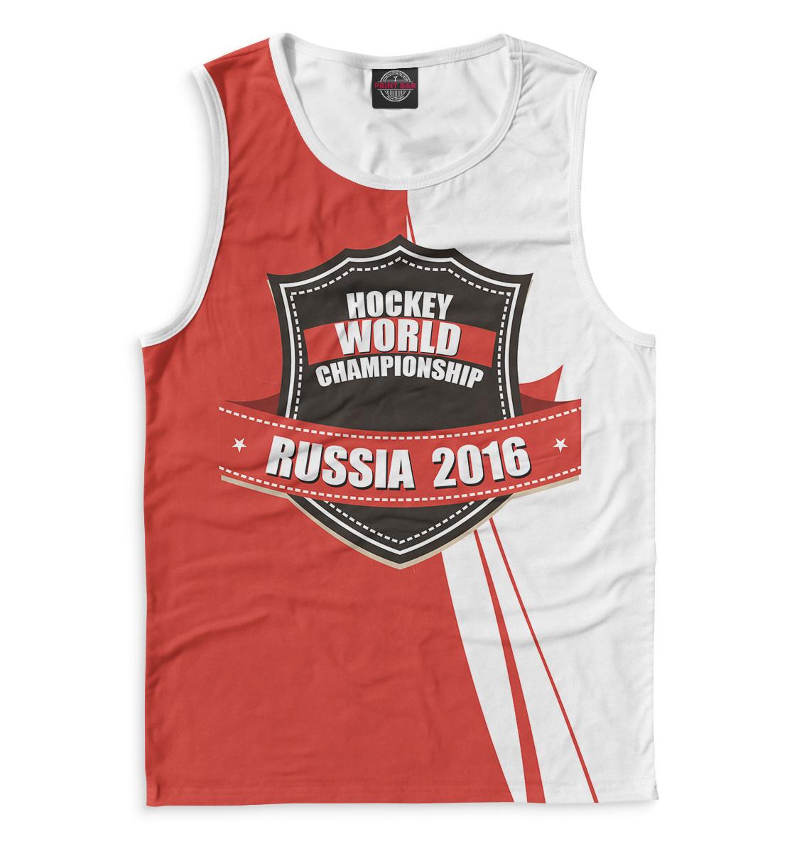 Купить Россия 2016, Printbar, Майки, HOK-598290-may-2