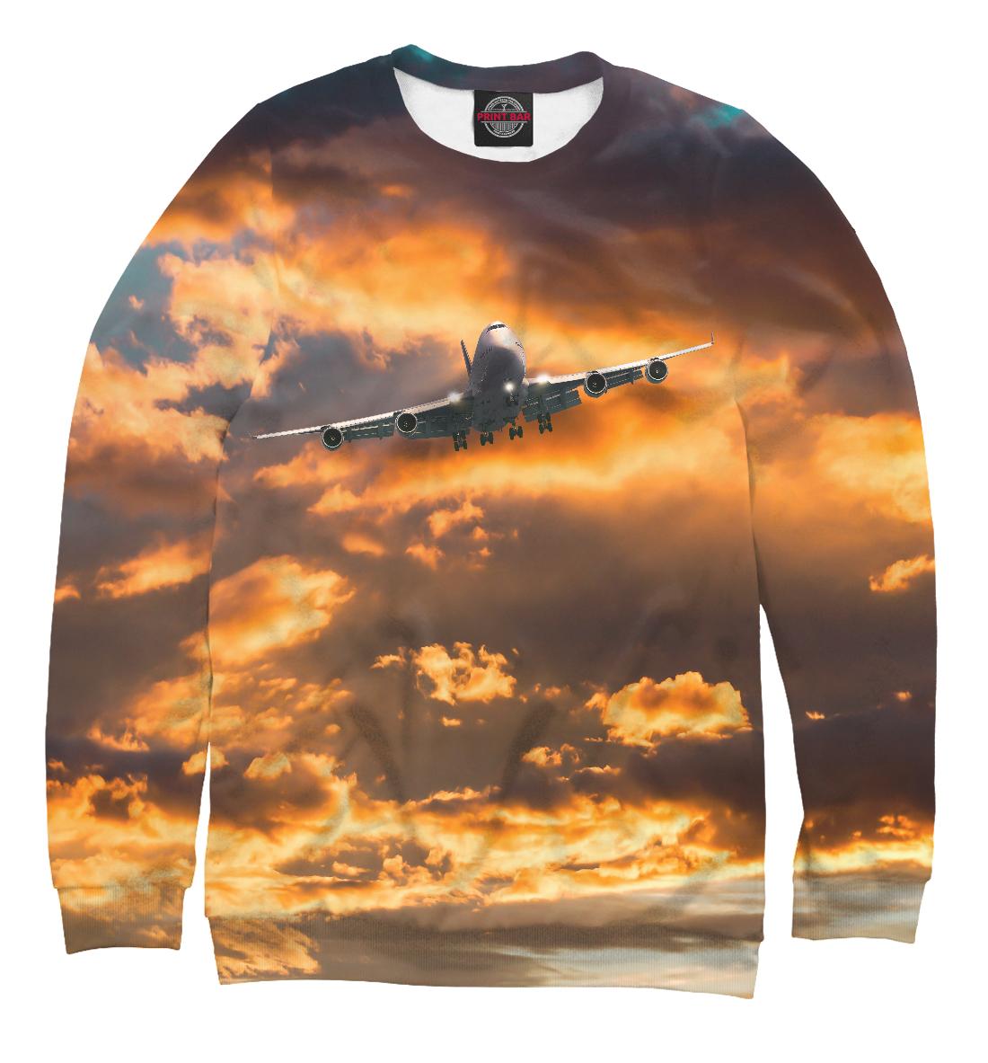 Купить Самолет, Printbar, Свитшоты, APN-408110-swi-2
