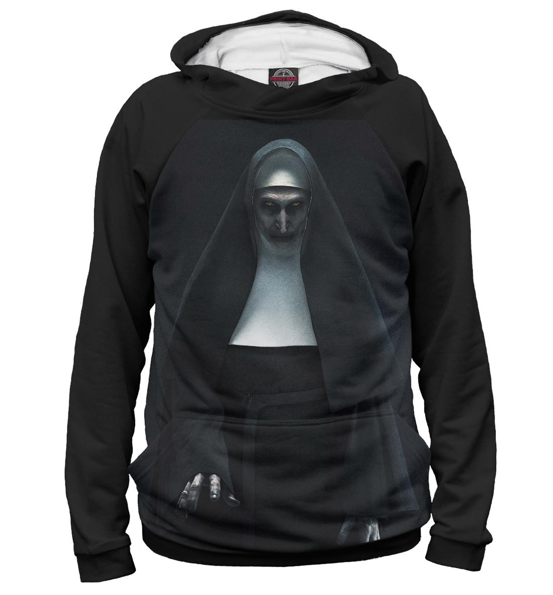 Купить Проклятие монахини, Printbar, Худи, HOR-758891-hud-1