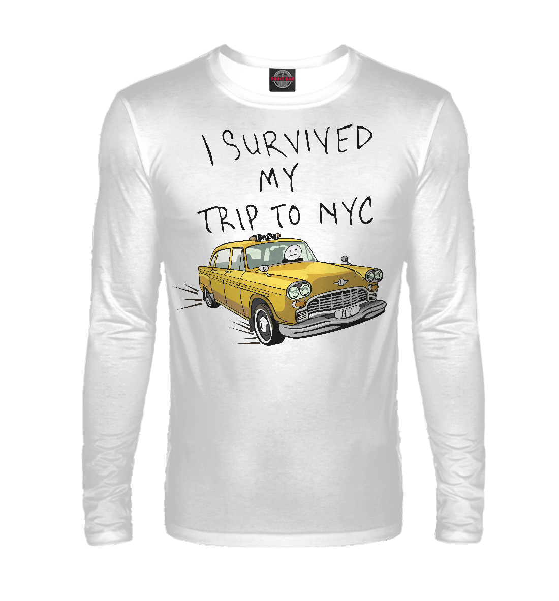 I survived my trip to NY city