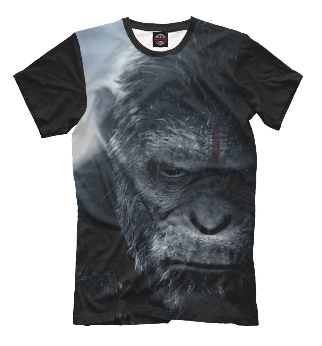 Купить Планета обезьян: Революция, Printbar, Футболки, KNO-125068-fut-2