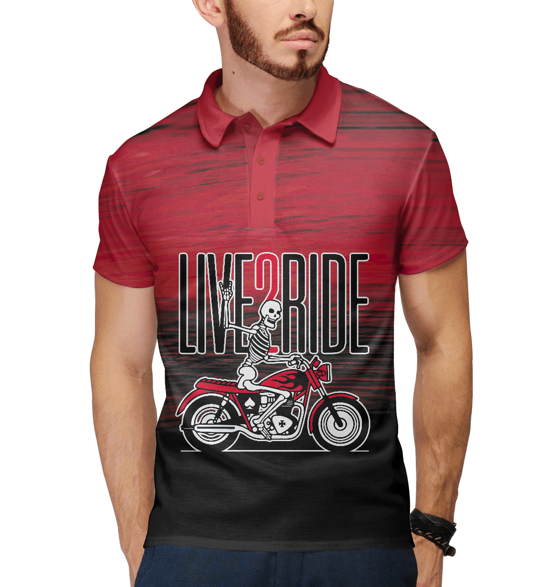 ride to live Live to ride