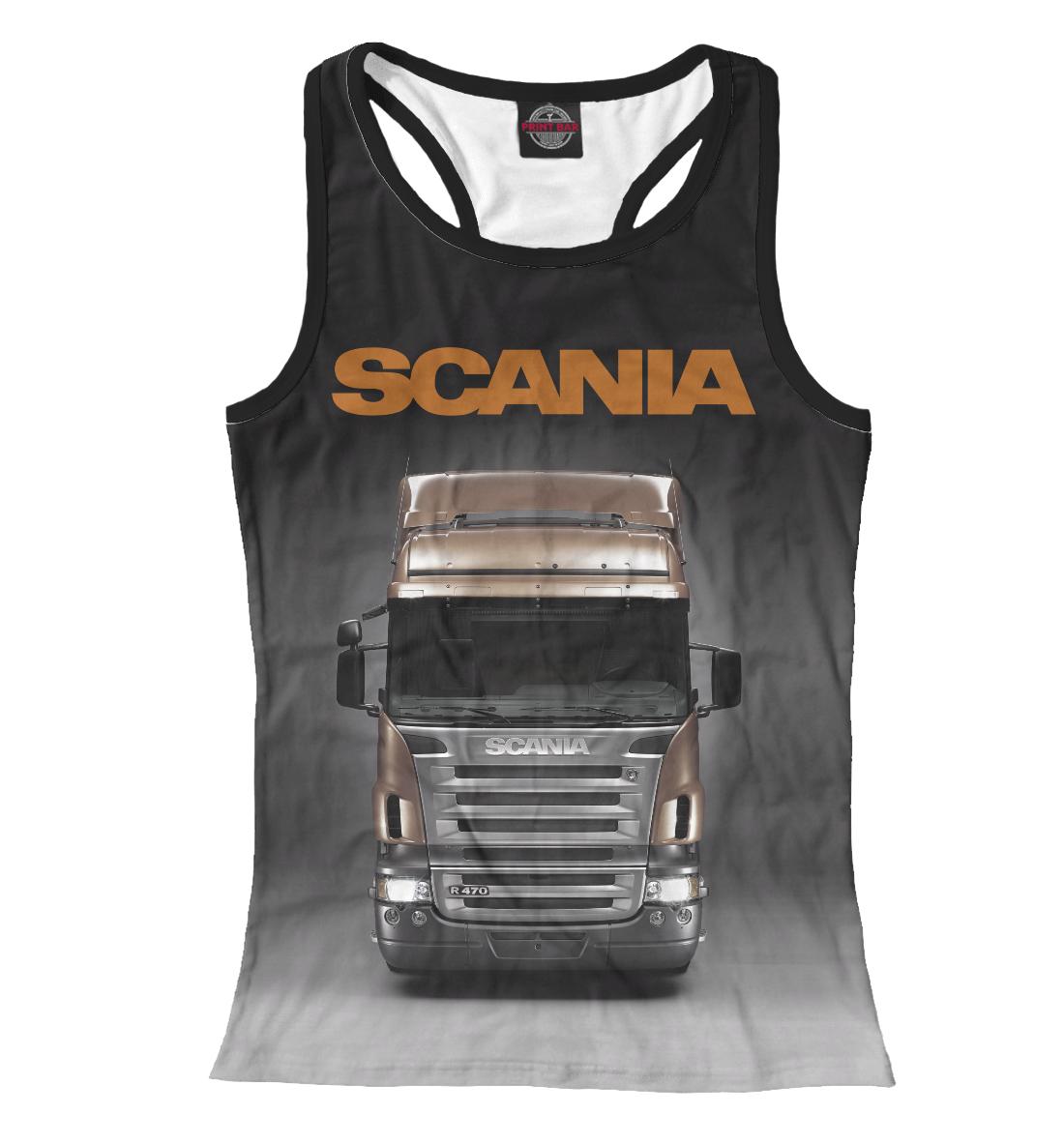 Купить Scania, Printbar, Майки борцовки, GRZ-365795-mayb-1