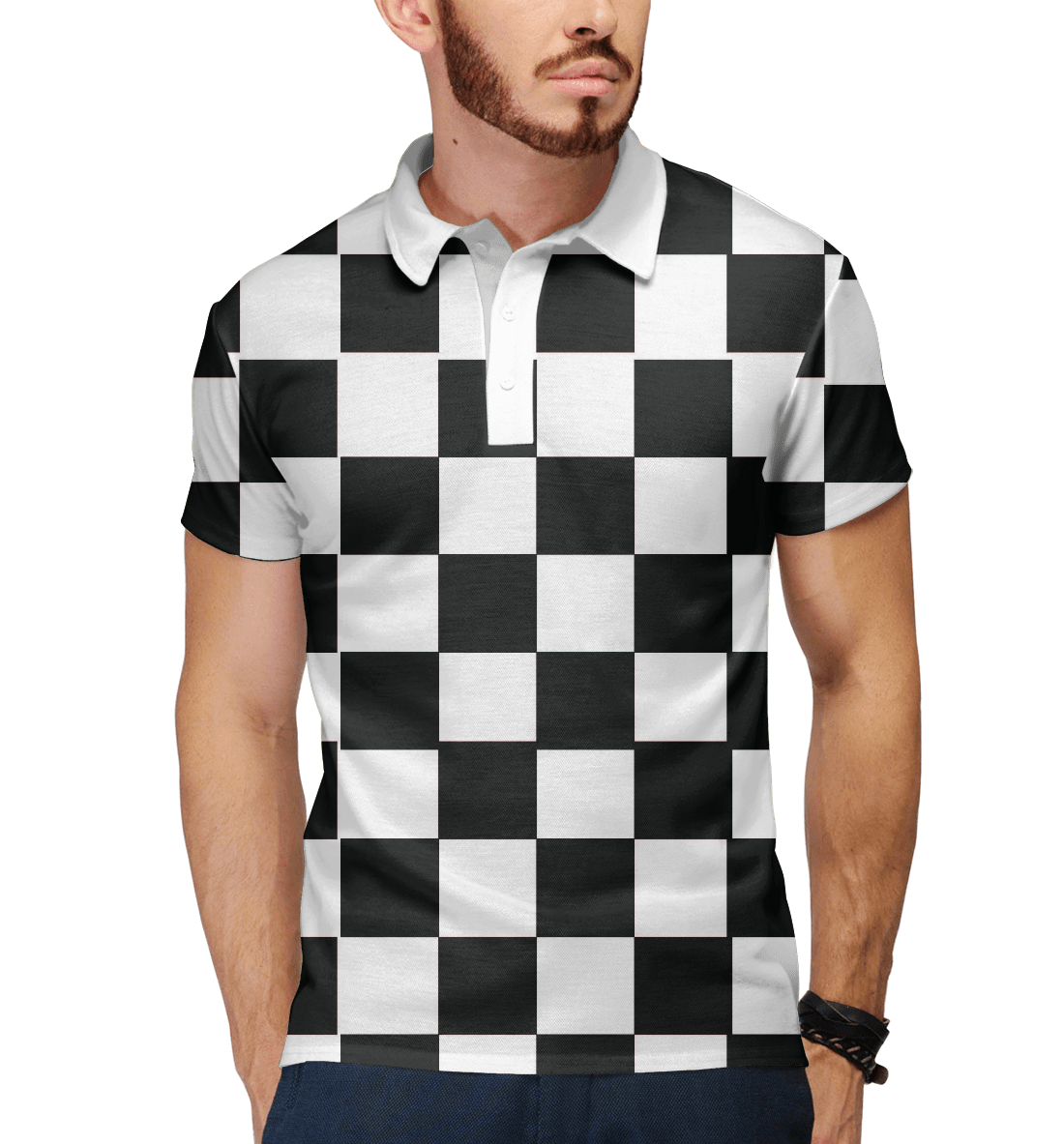 Купить Доска шахматная, Printbar, Поло, APD-461676-pol-2