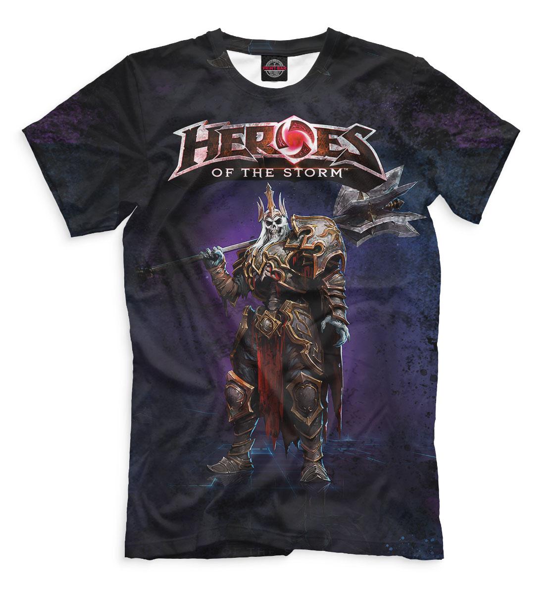 Купить Heroes of the Storm, Printbar, Футболки, HOS-219501-fut-2