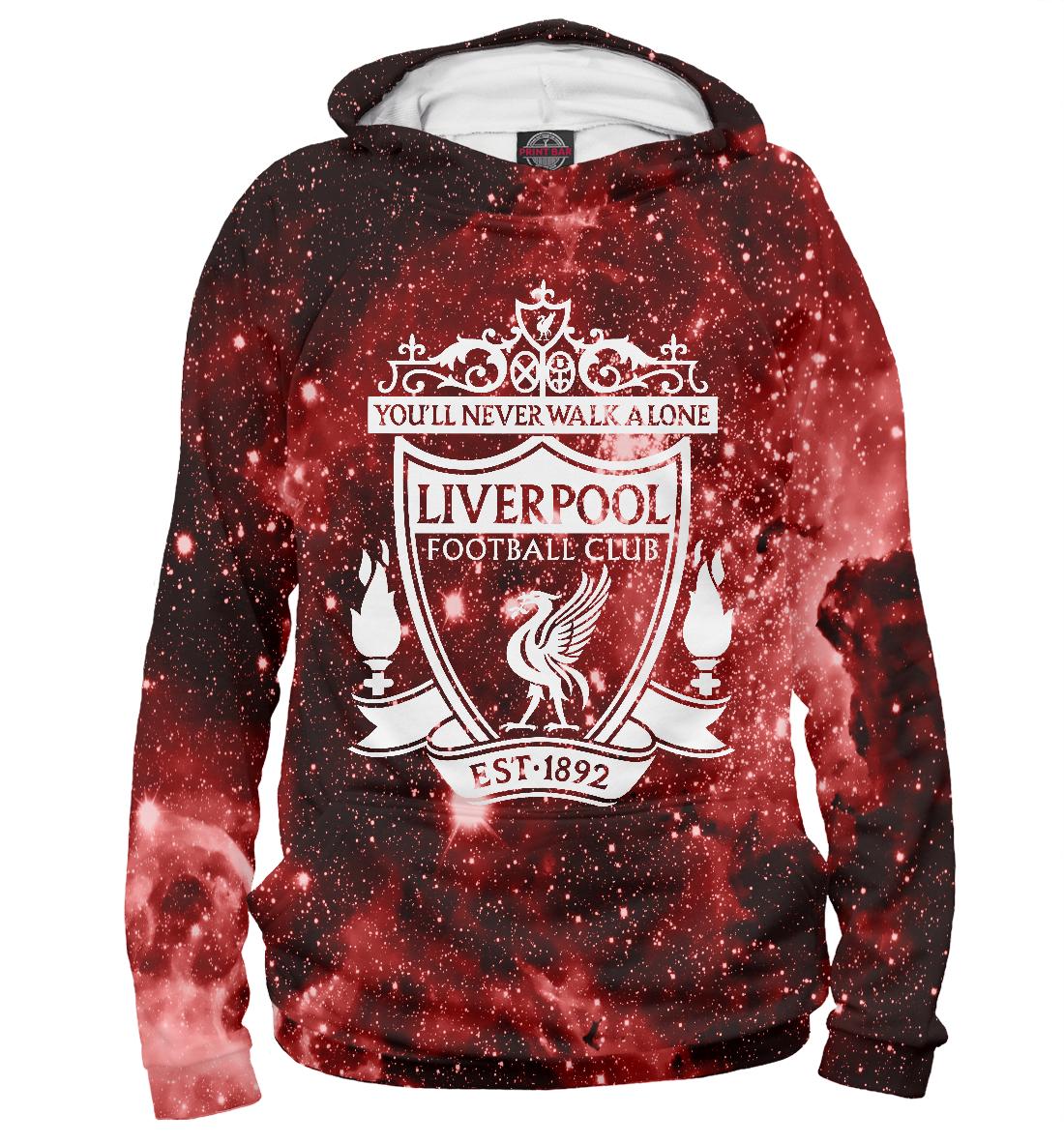Купить FC Liverpool Cosmos, Printbar, Худи, LVP-749041-hud-2