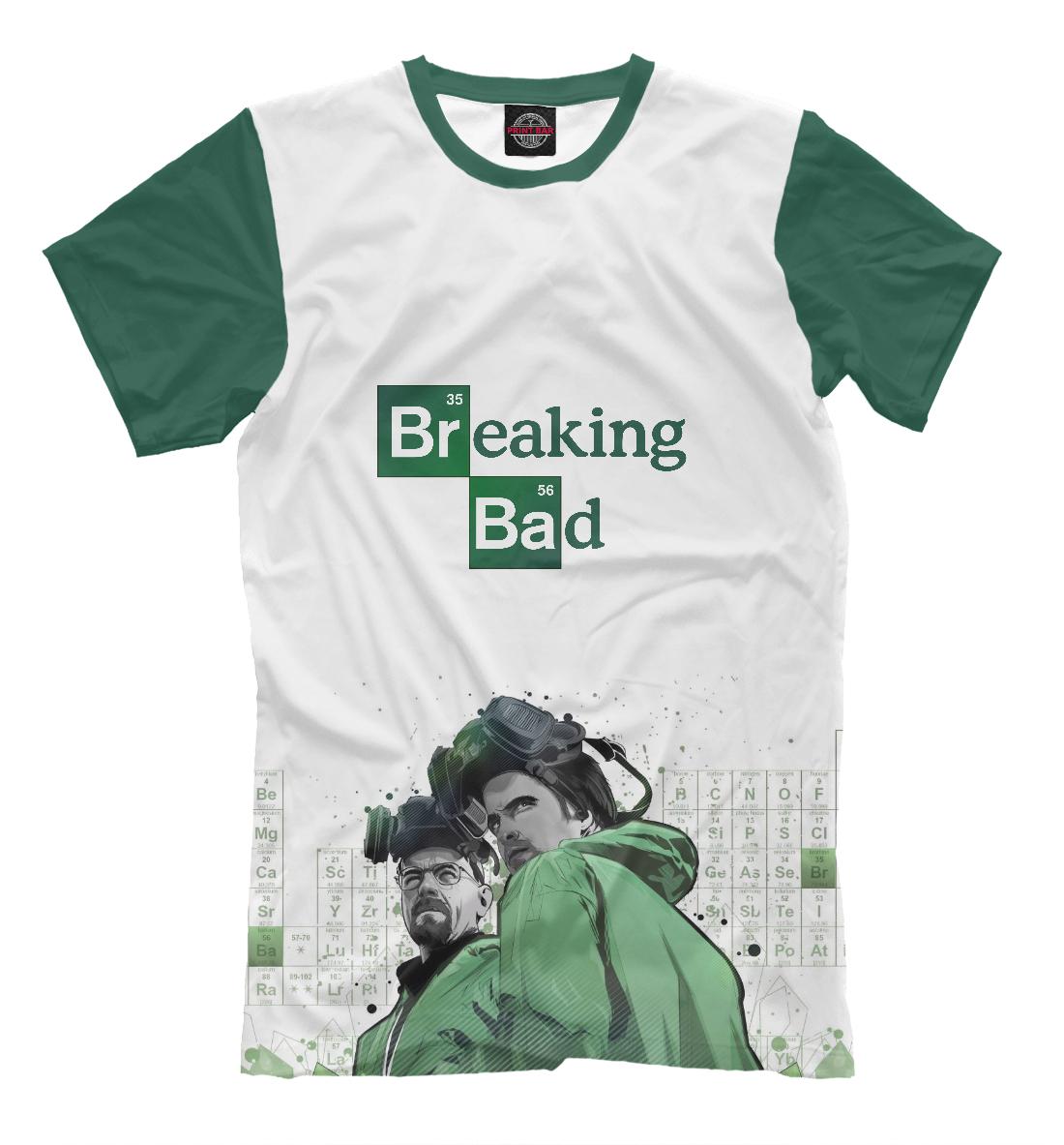 Купить Breaking bad, Printbar, Футболки, VVT-652044-fut-2