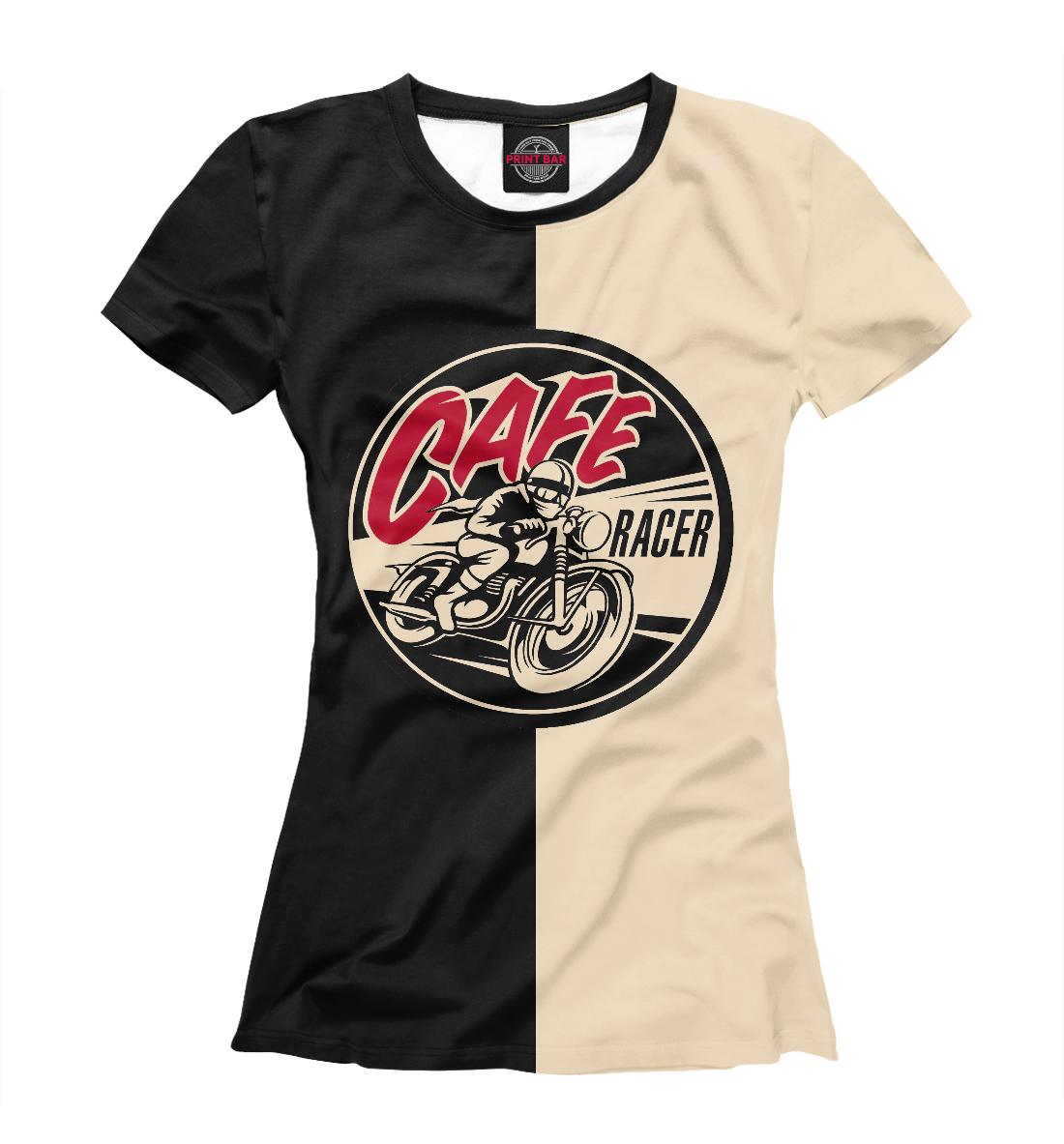 Купить Cafe Racer, Printbar, Футболки, MTR-178968-fut-1