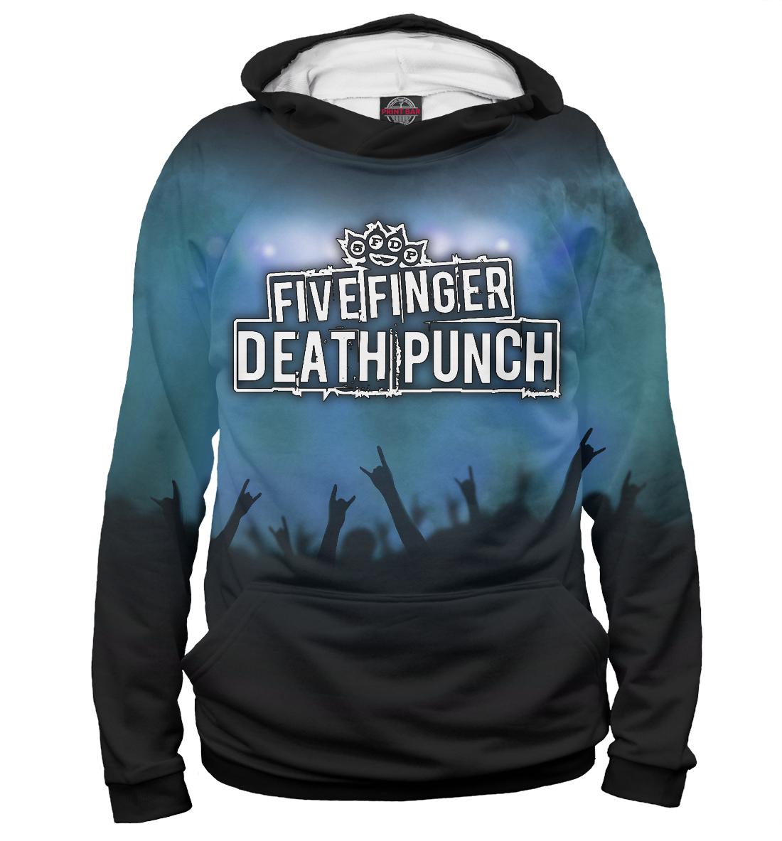 Купить Five Finger Death Punch, Printbar, Худи, FFD-413666-hud-2