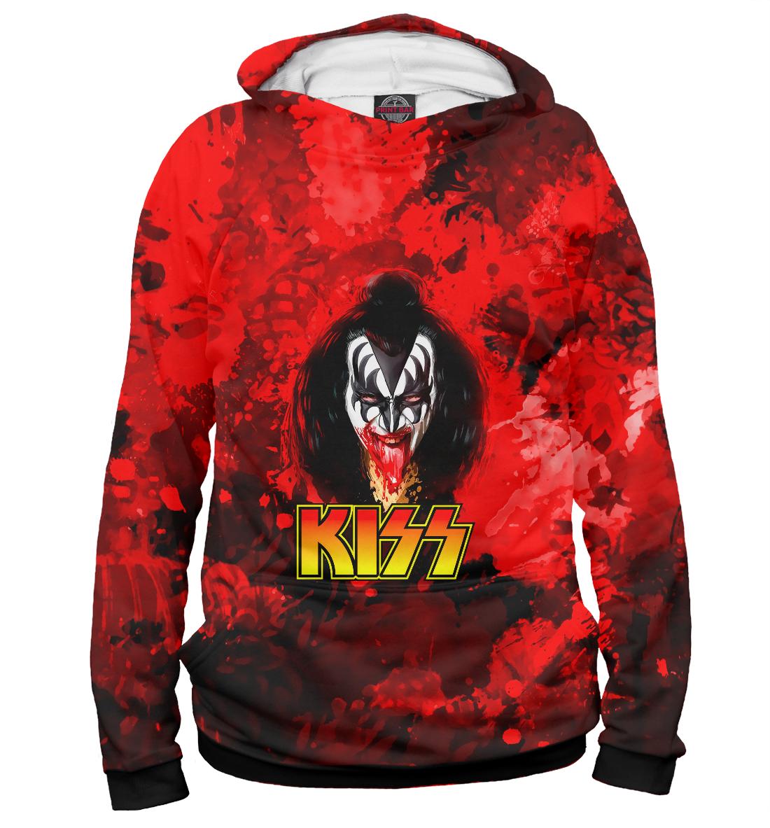 Купить Kiss, Printbar, Худи, KIS-888755-hud-2