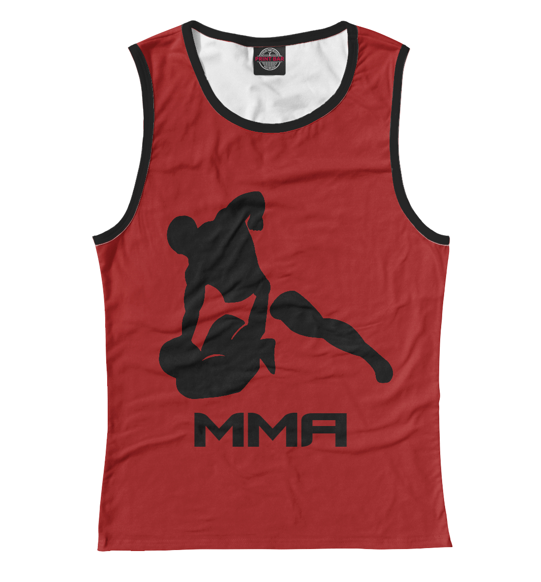 Купить MMA, Printbar, Майки, MNU-119024-may-1