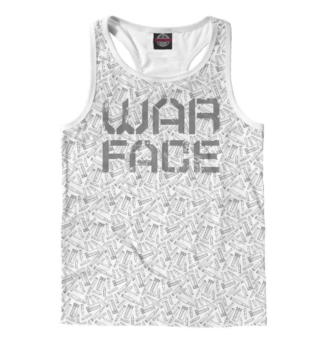 Купить Warface, Printbar, Майки борцовки, RPG-126789-mayb-2