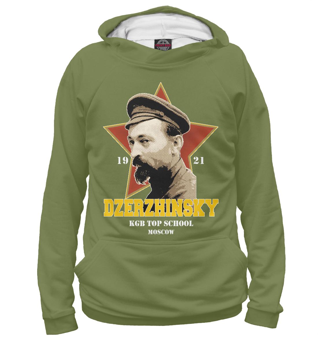 Купить Высшая школа КГБ им. Дзержинского, Printbar, Худи, KGB-943836-hud-2