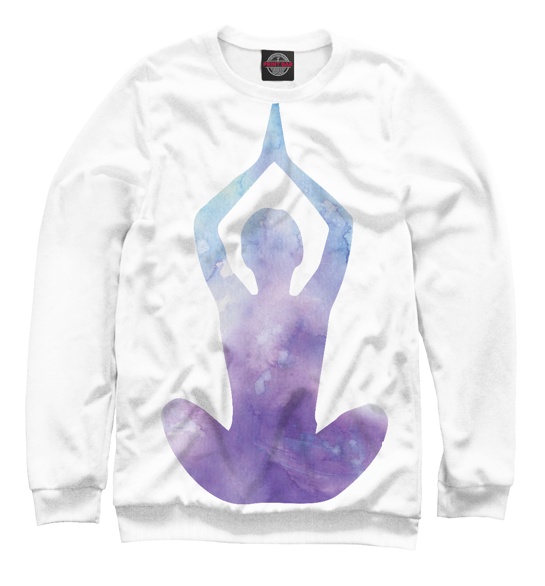 Купить Йога, Printbar, Свитшоты, FIT-574494-swi-1