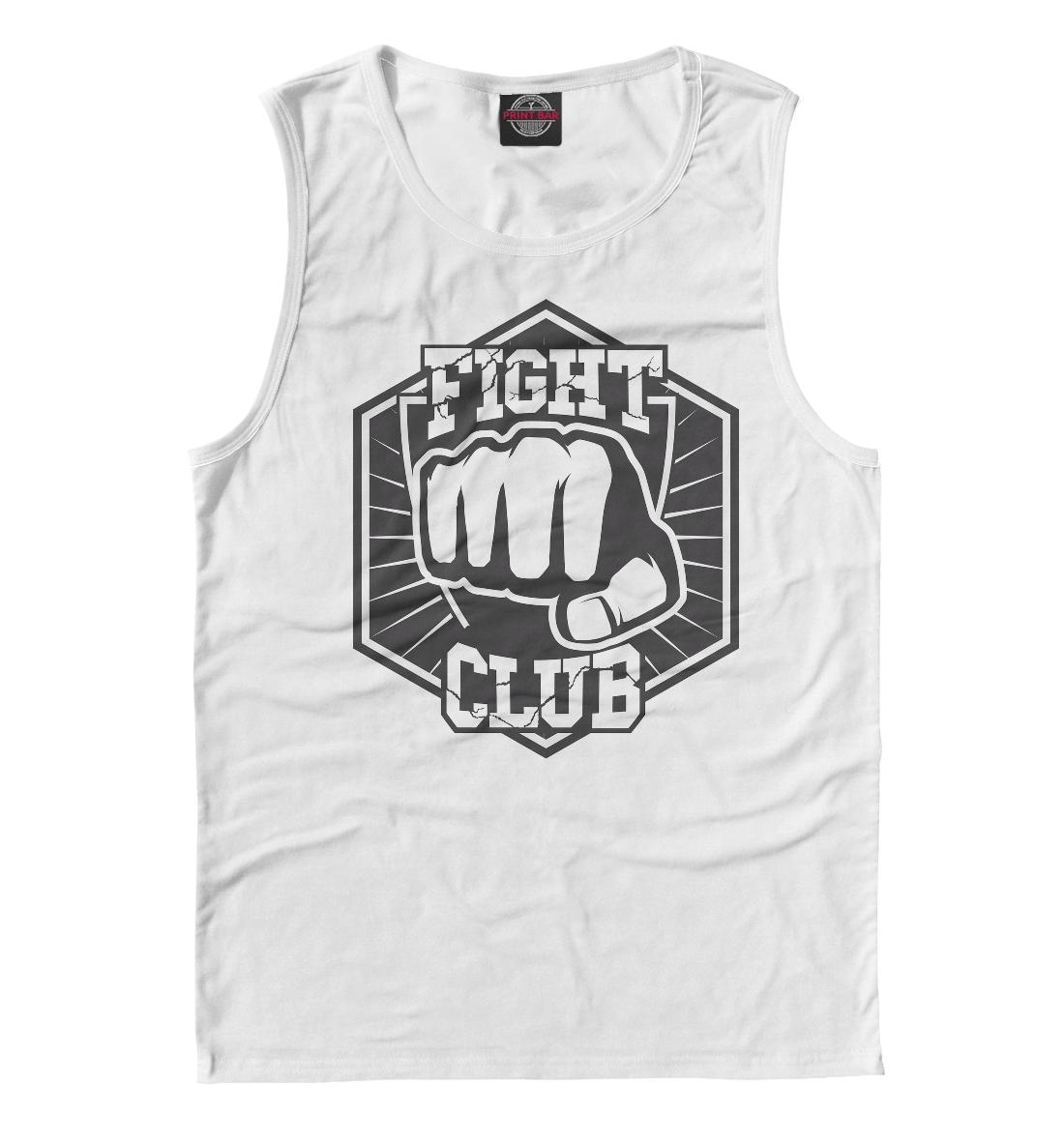 Купить Fight Club, Printbar, Майки, MNU-106121-may-2