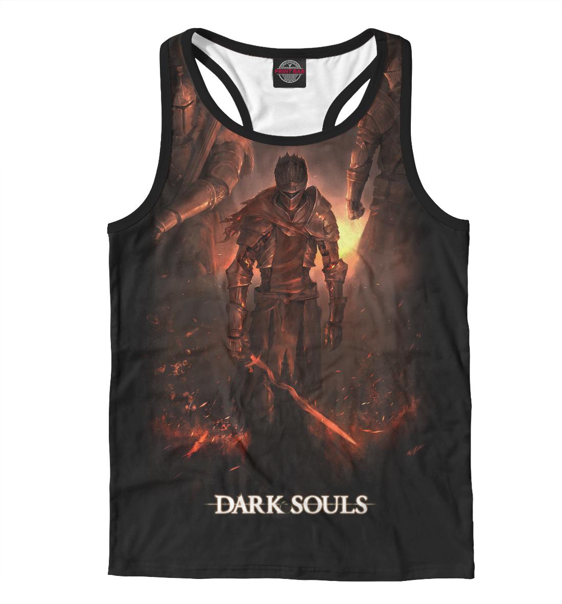 Купить Dark Souls, Printbar, Майки борцовки, DKS-514078-mayb-2