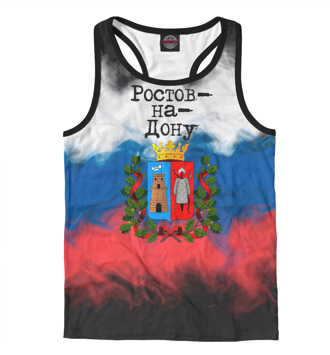 Купить Ростов-на-Дону, Printbar, Майки борцовки, VSY-605708-mayb-2