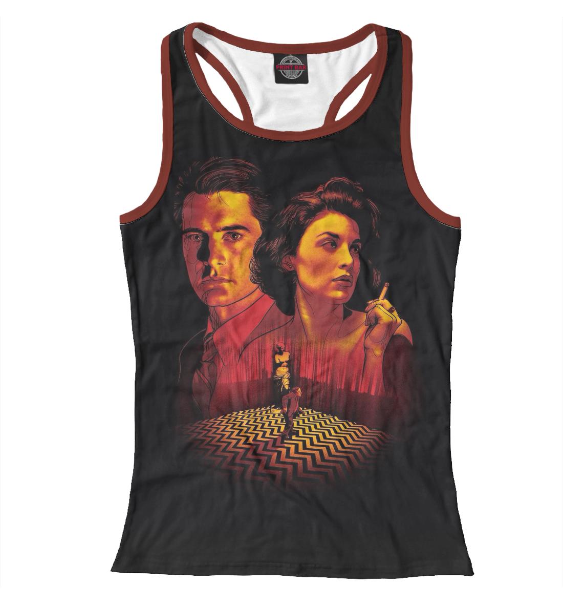 Купить Twin Peaks, Printbar, Майки борцовки, SOT-807410-mayb-1