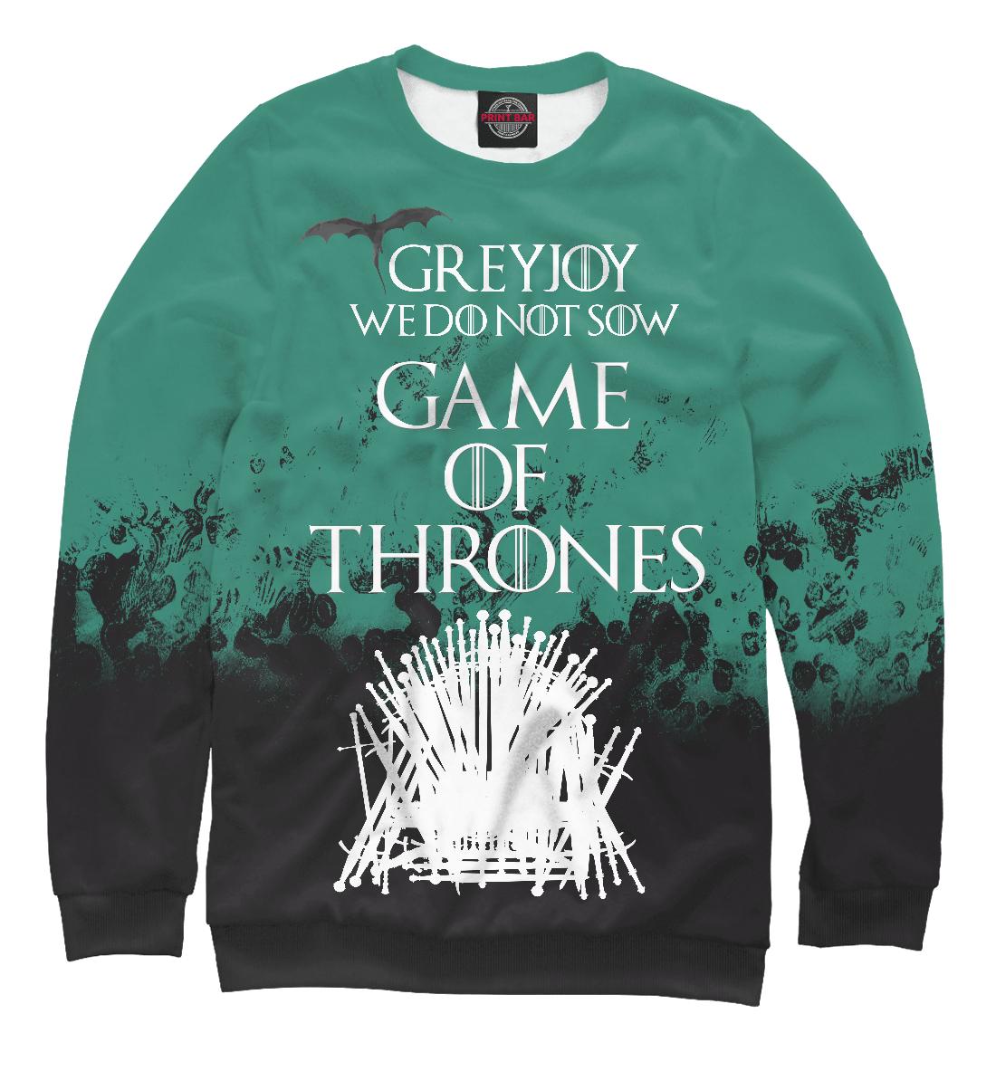 Купить Game of thrones-Greyjoy, Printbar, Свитшоты, IGR-387337-swi-1