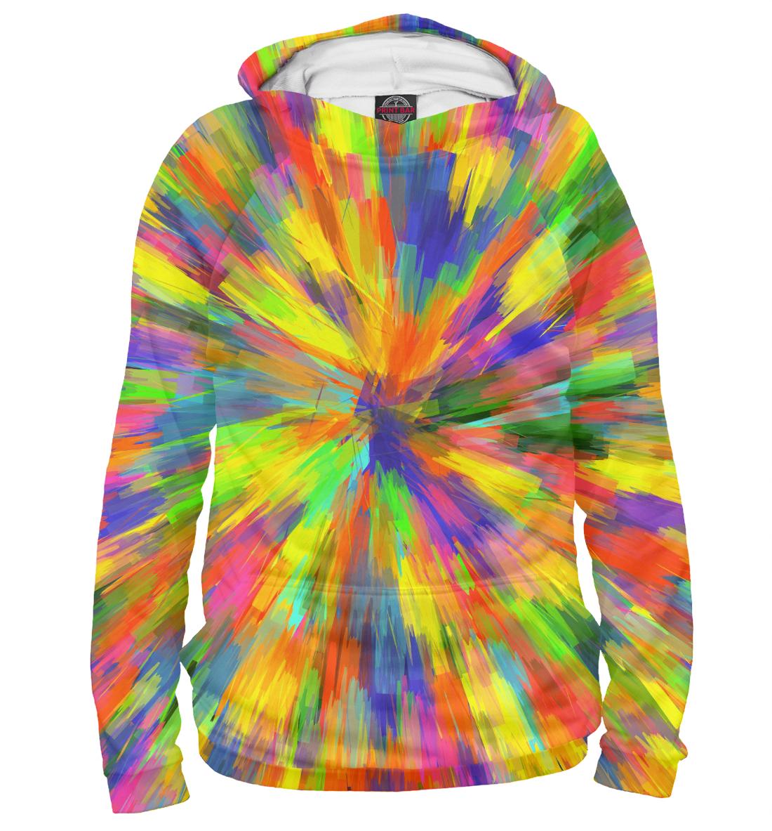Купить Взрывные краски, Printbar, Худи, CLR-955898-hud-2