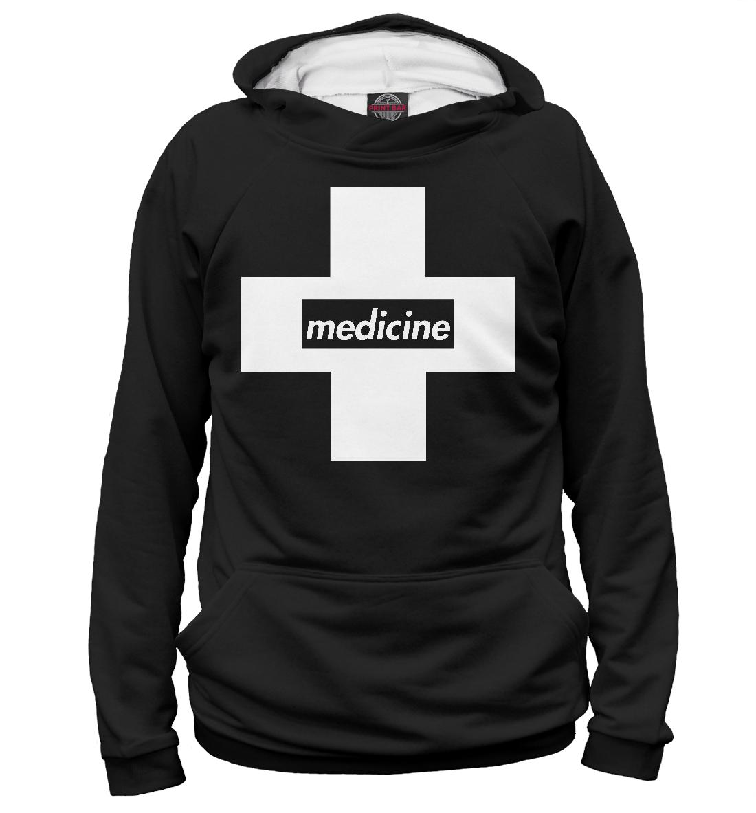 Купить Медицинский крест, Printbar, Худи, HIP-968515-hud-2
