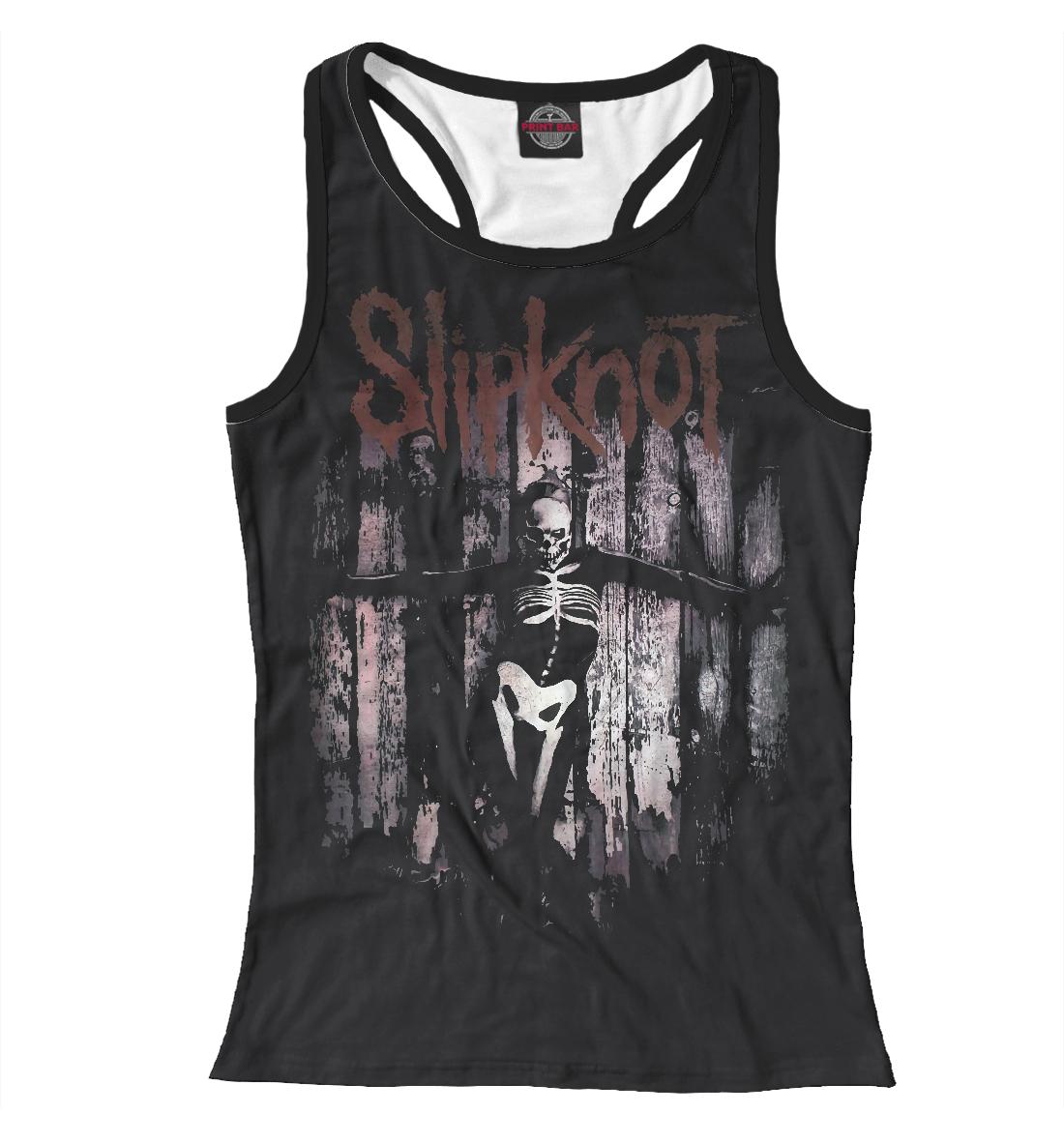 Купить Slipknot, Printbar, Майки борцовки, SLI-141689-mayb-1