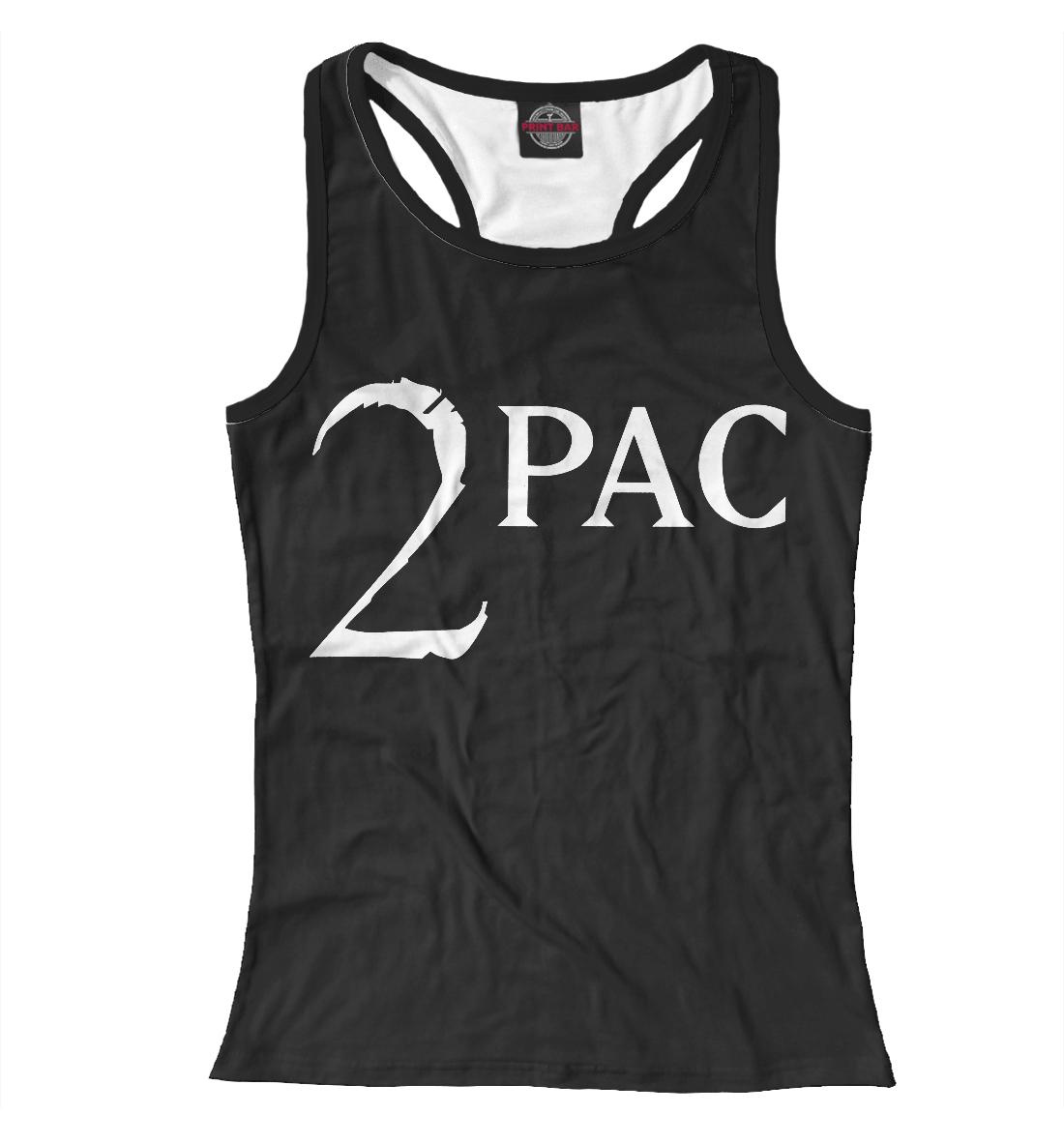 Купить 2Pac, Printbar, Майки борцовки, 2PA-835532-mayb-1