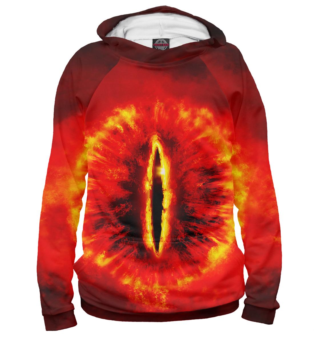 Купить Глаз Саурона, Printbar, Худи, KNO-559151-hud-2