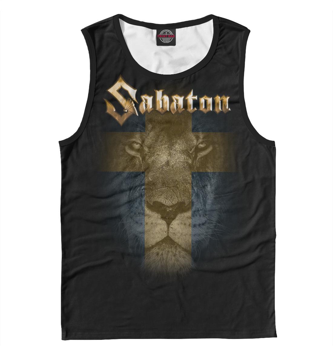 Купить Lion From The North, Printbar, Майки, SBT-347931-may-2