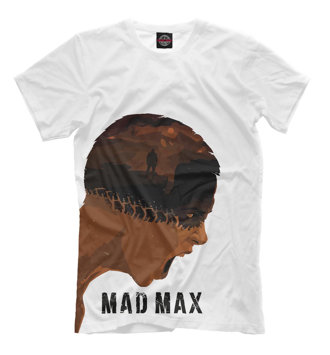 Купить Mad Max, Printbar, Футболки, KNO-499365-fut-2
