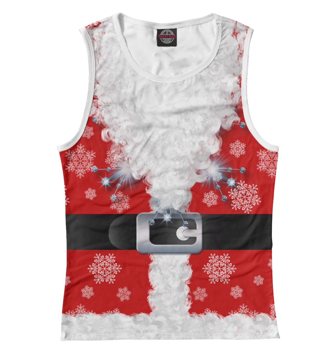 Купить Дед мороз, Printbar, Майки, CST-773312-may-1