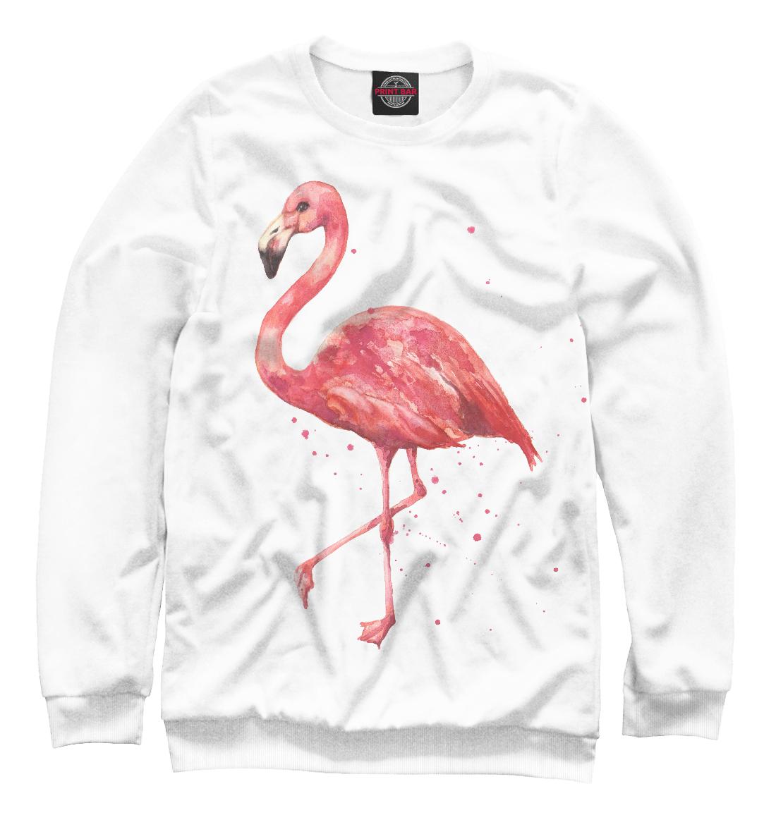 Купить Розовый фламинго, Printbar, Свитшоты, NOV-775945-swi-1