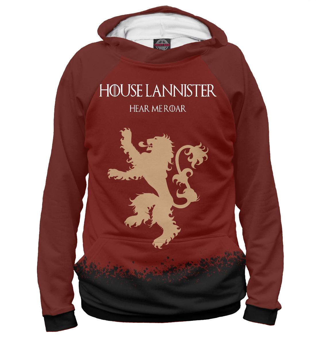 Купить House Lannister, Printbar, Худи, IGR-385976-hud-2